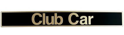 Buy Club Car Precedent Golf Cart Name Plate Emblem Black Gold In Cheap Price On Alibaba Com