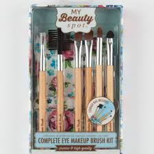 beauty spot plete eye makeup brush