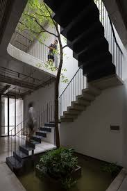 Best 60 Modern Staircase Metal Railing Design Photos And Ideas Dwell