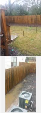 Backyard Drainage Issues Home Improvement Stack Exchange
