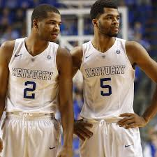 Kentucky Wildcats Basketball: Andrew and Aaron Harrison Live for ...