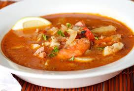 Seafood soup recipes ...