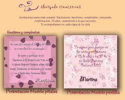 Sherzade Creaciones Invitaciones Tarjetas De Nacimiento