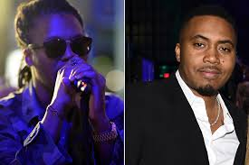 Lupe Fiasco and Nas Hit the Studio - XXL