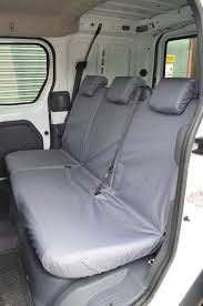 rear passenger seat covers