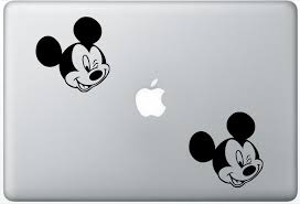 Buy Disney Mickey Mouse Flashdecals0092 Set Of Two 2x Decal Sticker Laptop Ipad Car Truck In Cheap Price On Alibaba Com
