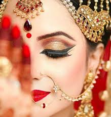 makeup for wedding party in hindi