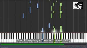 Giovanni Allevi - Back to Life [free MIDI + Sheet Music) - YouTube
