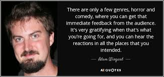 TOP 6 QUOTES BY ADAM WINGARD | A-Z Quotes