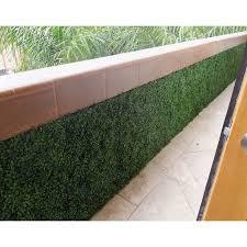 E Joy 20 In H X 20 In W Artificial Hedge Fence Panel Wayfair