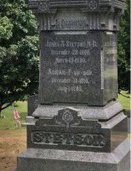 Dr James Aaron Stetson (1806-1880) - Find A Grave Memorial