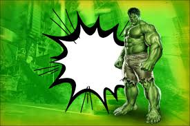 Hulk Invitaciones Para Imprimir Gratis Ideas Y Material Gratis