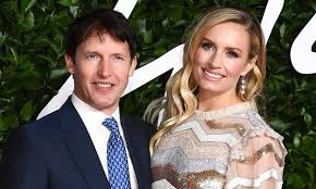 James Blunt gives rare interview on wife Sofia and children | HELLO!