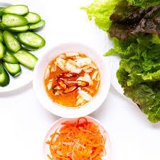 Fish Sauce Dipping Sauce (Nuoc Mam Cham ...