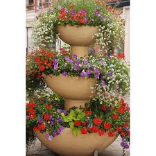 Peel N Stick Poster Of Pot Flower Pot Flower Decoration Planter Poster 24x16 Adhesive Decal Walmart Com Walmart Com