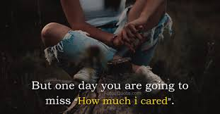 sad love quotes you ll miss me foto quote