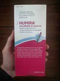long term travelling with humira