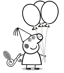 Peppa Pig Coloring Pages Google Search Kleurplaten Peppa Pig