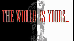 logo 23 scarface the world is yours
