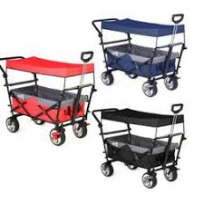 collapsible folding wagon garden beach