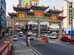 tourist spots by foot in manila