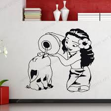Movie Character Moana Wall Sticker Vinyl Princess Wall Decal For Nursery Home Girls Room Decoration Removable Wallpaper Wz168 Wall Stickers Aliexpress