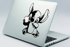 Lilo Stitch Sticker Ohana Family Decal Apple Macbook Ipad Laptop Car Window