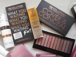 makeup revolution cover and conceal