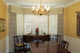Dining Room Curtains Deer Park Illinois Window Treatments By Design