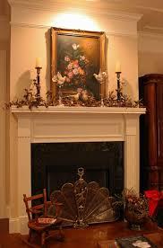 decorative fireplace screen design feat