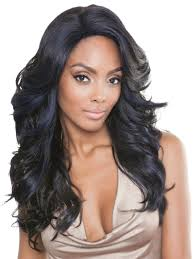 isis red carpet silk lace front wig