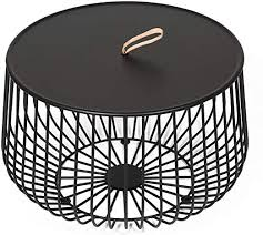 cloud simple bird cage coffee table