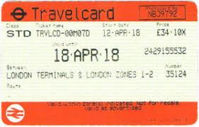 preise london u bahn 2020 alle tickets