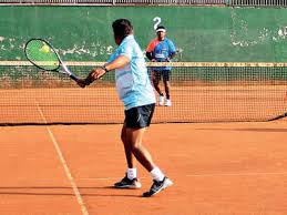 Tennis For Life: Scare for Super Stars