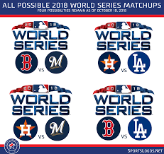 2018 World Series Matchup ...
