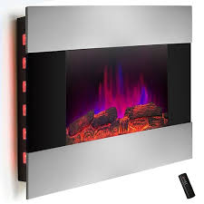 7 best wall mount electric fireplaces
