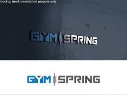 Elegant, Playful Logo Design for GYM ...