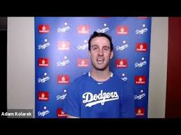 Dodgers pregame: Adam Kolarek on 3-batter rule, Dave Roberts considering  dugout changes - YouTube