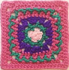 Ravelry: Abigail Fillmore Afghan Square pattern by Melinda Miller