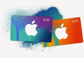 apple itunes gift card 200 usa