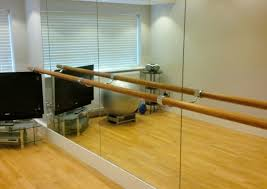 studio ballet barres supplied and