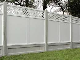 Concrete Fence Posts Features And Construction Process