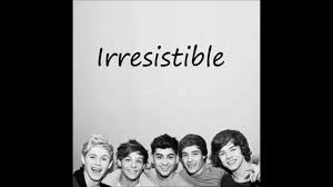 Irresistible - One Direction ...