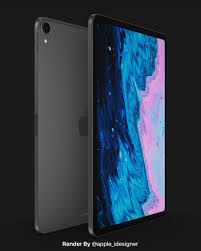 iPad Air 4 With 2018 11-inch iPad Pro Chassis in Three Unique Finishes  Envisioned in Latest Concept