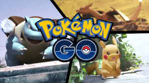 The new Pokemon Go update includes a work-in-progress tracking ...