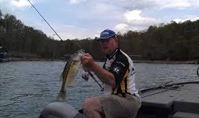 lake lanier fishing report aim deep to
