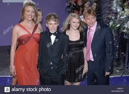 Laurie Brett, Thomas Law, Melissa Suffield and Adam Woodyatt The Stock  Photo - Alamy