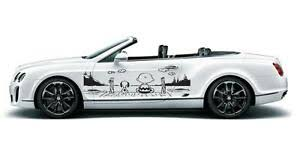 Snoopy Woodstock Side Door Car Decal Race Sports Tribal Grpahic Sticker B80 Ebay
