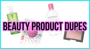 skincare dupes daily vanity