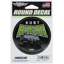 Kurt Busch Car Decals Kurt Busch Bumper Stickers Decals Fanatics